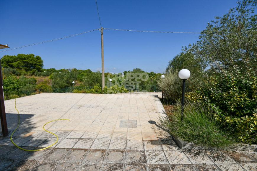 Vendita villa – Contrada Primicerio, Martina Franca (Taranto)