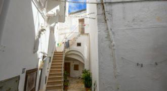 Vendita Centro storico – Via Santa Maria di Costantinopoli , Valle D'Itria, Cisternino (Brindisi)