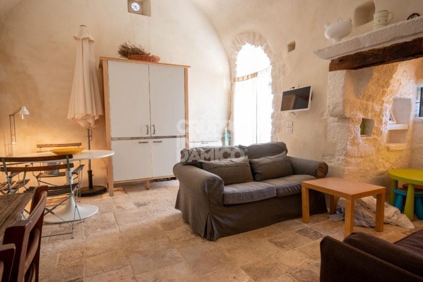 Vendita trulli abitabili – Contrada Marziolla, Locorotondo (Bari)