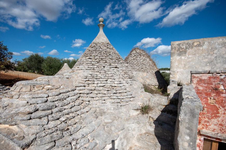 Vendita trulli e lamie rustici – Contrada Caliandro, Martina Franca (Taranto)