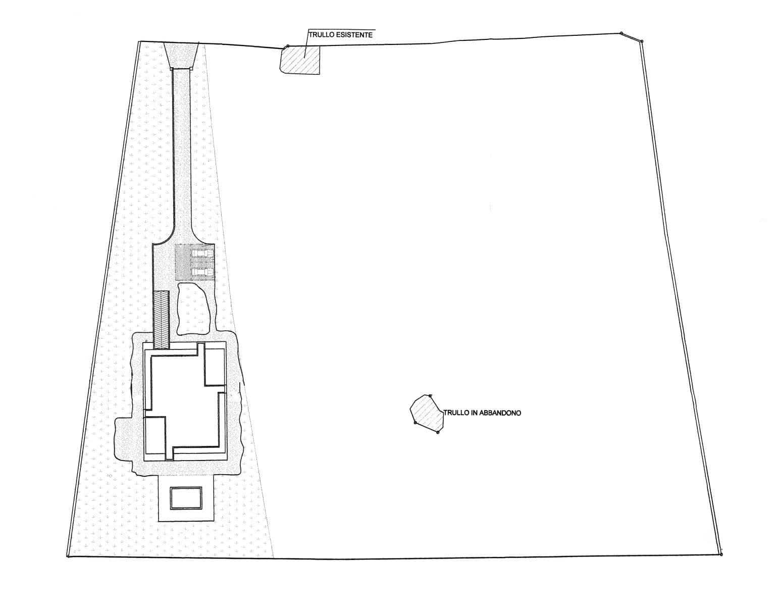 Vendita trulli e lamie rustici – Strada Pilozzo, Martina Franca (Taranto)