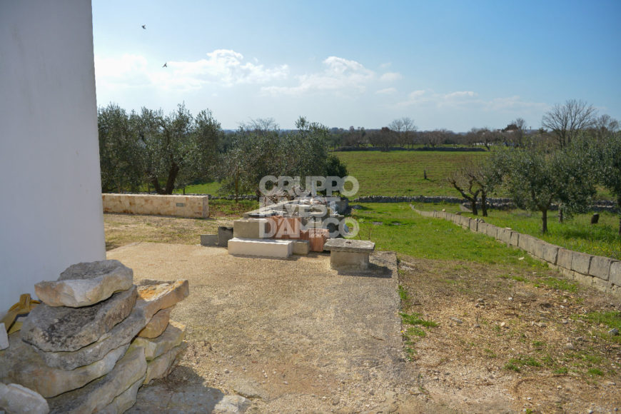Vendita villa – Contrada Restano, Valle D'Itria – Alto Salento, Cisternino (Brindisi)