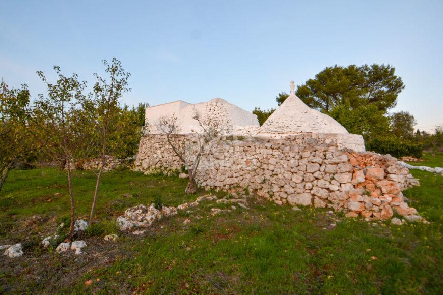 Vendita trulli abitabili – Contrada Pezzente Allegro, Ceglie Messapica (Brindisi)
