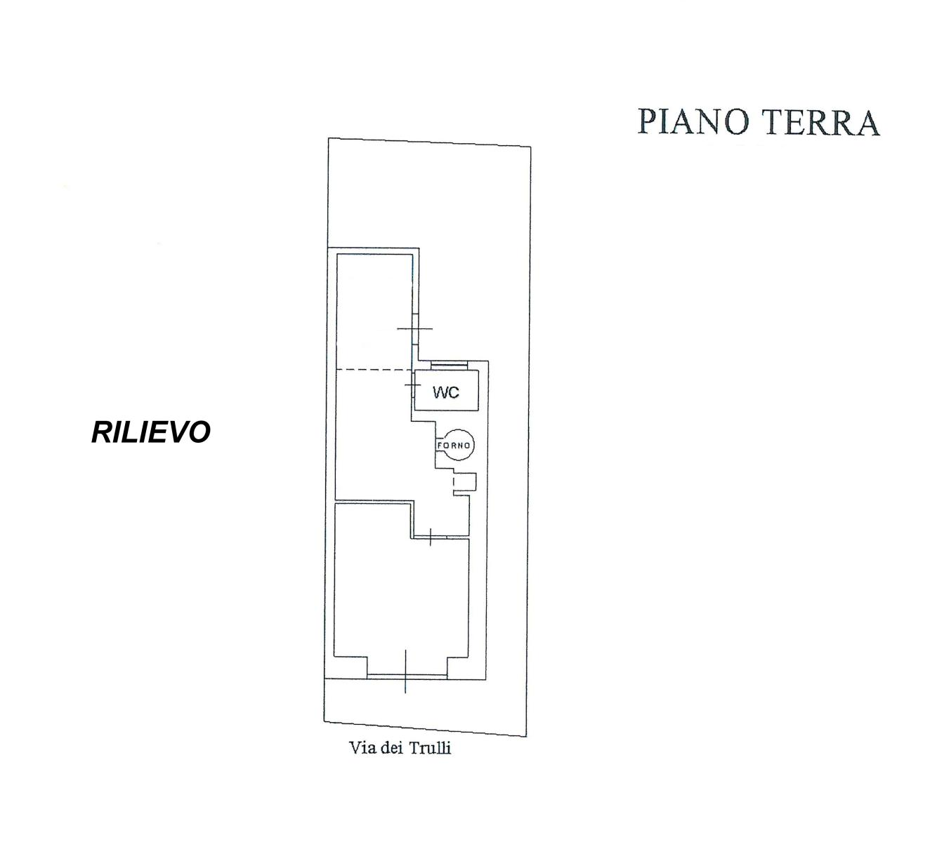 Vendita locale commerciale – Via dei Trulli (Contrada Figazzano), Cisternino (Brindisi)