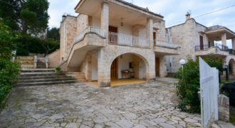 Vendita villa – Laureto – via Locorotondo, Fasano (Brindisi)