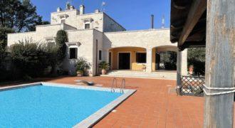 Vendita villa –  Viale San Donato – Zona Miramonti, Selva di Fasano (Brindisi)