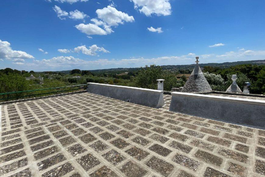 Vendita trulli abitabili – Contrada Bugello, Ostuni (Brindisi)
