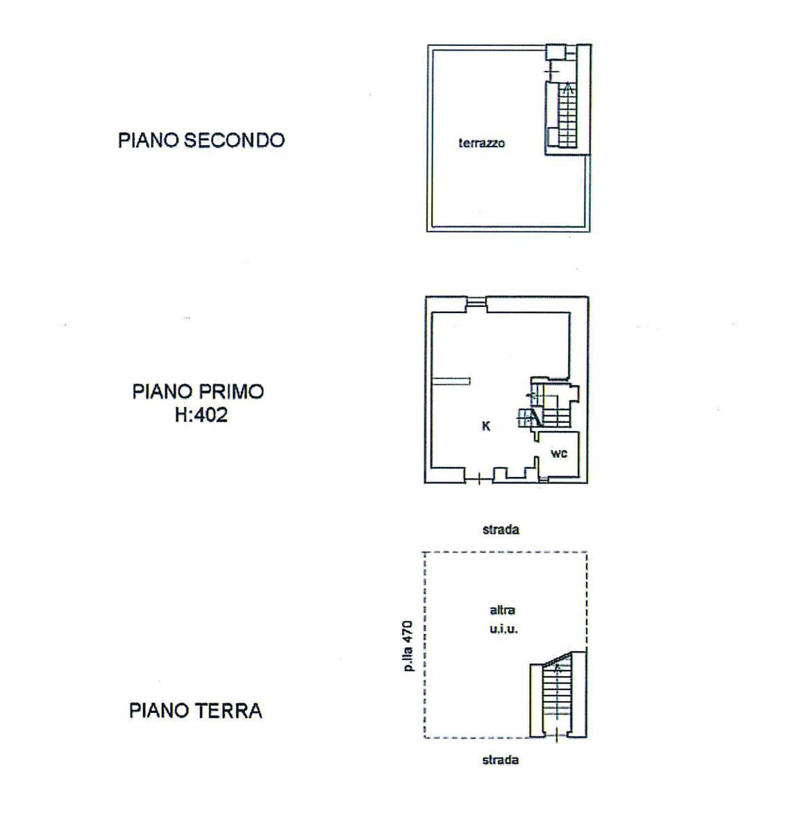 Vendita centro storico – Via Alessandro Manzoni, Cisternino (Brindisi)