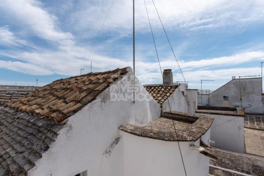 Vendita centro storico – Vico Carlo Alberto, Cisternino (Brindisi)