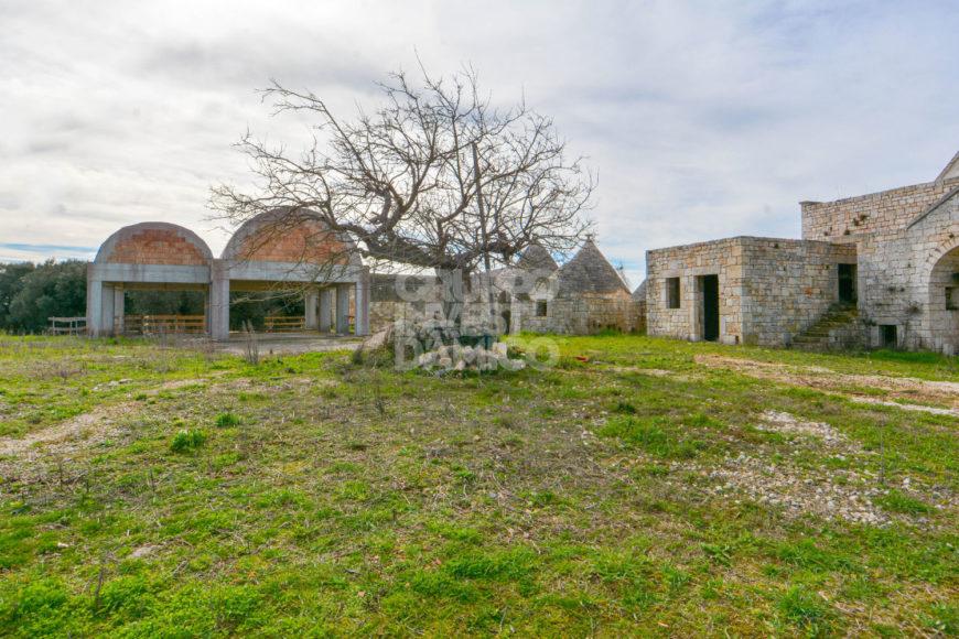 Vendita masseria – Contrada Barratta, Martina Franca (Taranto)