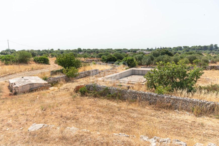 Vendita agriturismo – Contrada Specchia Tarantina, Martina Franca (Taranto)
