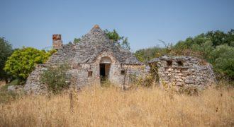 Vendita trulli e lamie rustici – C.da Specchia Tarantina, Martina Franca (Taranto)