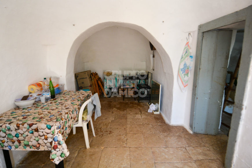 Vendita Fabbricato – Contrada Difesa Conca d'oro, Martina Franca (Taranto)