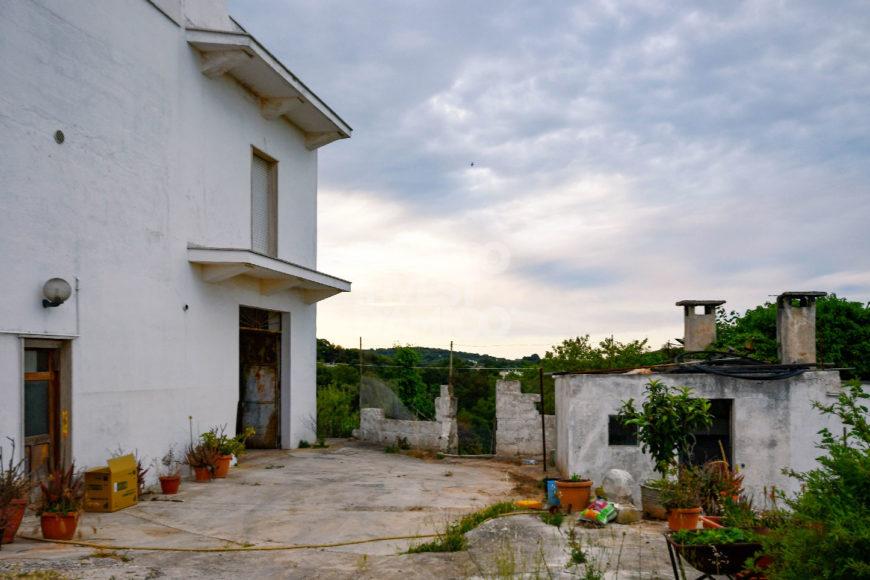 Vendita Fabbricato – contrada Panza, Casalini (Brindisi)