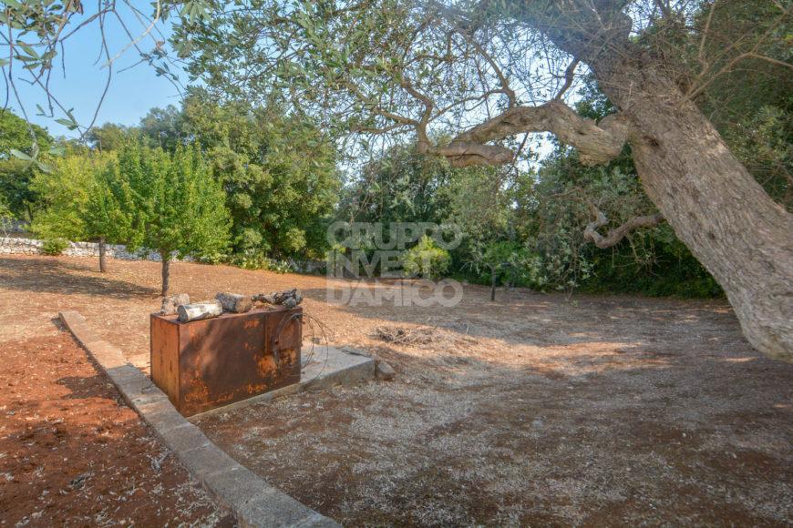 Vendita villino – Contrada S.M. D'Ibernia, Cisternino (Brindisi)