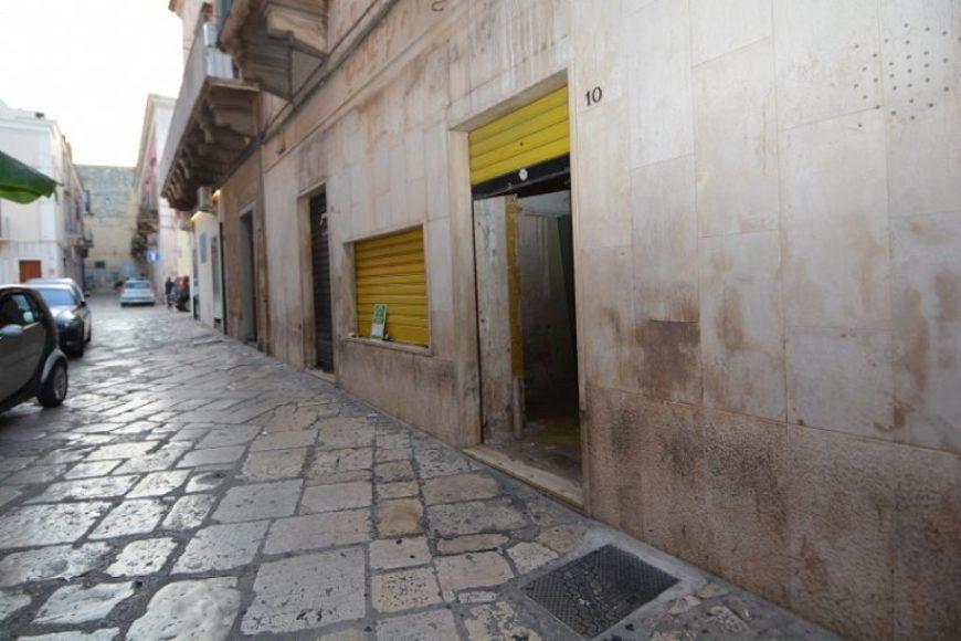 Vendita Locale commerciale – Via R.Bonghi (zona centrale) – Alto Salento, Fasano (Brindisi)