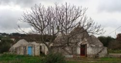 Vendita Trulli e lamie rustici – Contrada Rascazappa , Valle D'Itria – Alto Salento, Martina Franca (Taranto)