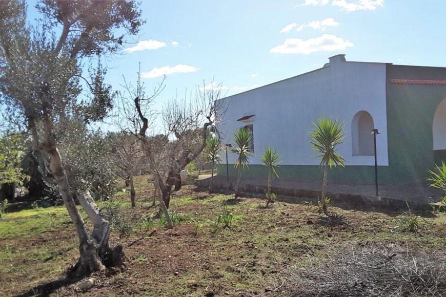 Vendita villa – Contrada Scuole Pie, Valle D'Itria – Alto Salento, Ceglie Messapica (Brindisi)