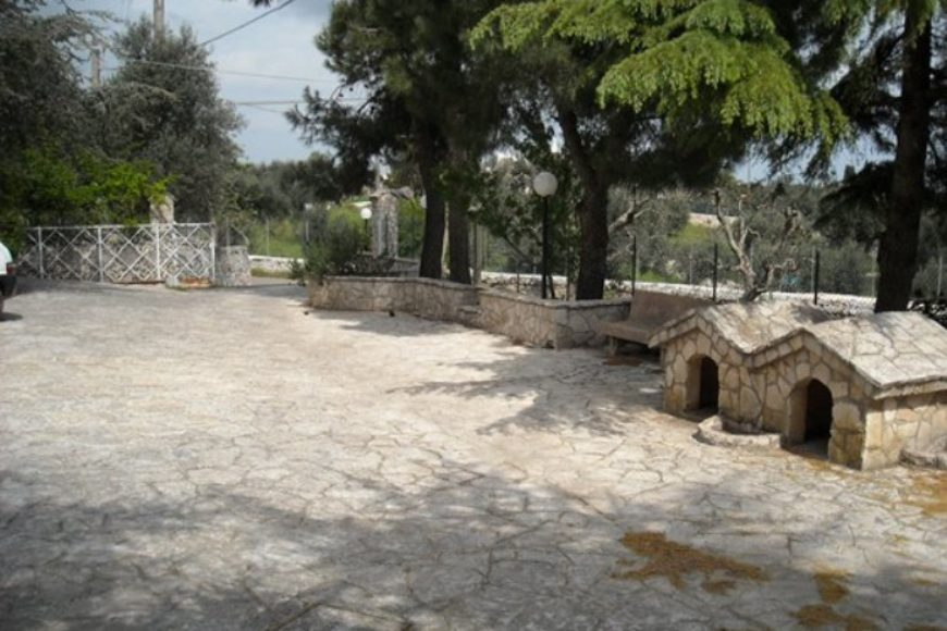 Vendita villa – Contrada San Leonardo, Cisternino (Brindisi)