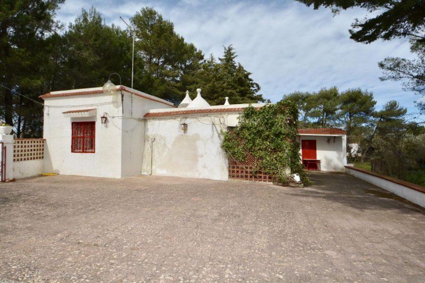 Vendita Trulli abitabili – Contrada Peppuccio, Valle D'Itria – Alto Salento, Martina Franca (Taranto)